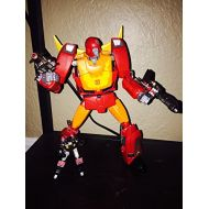 Transformers Universe SDCC 2011 San DIego ComicCon Exclusive Deluxe Figure Masterpiece Rodimus Prime