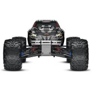 Traxxas T-Maxx 3.3: 110 Scale Nitro-Powered 4WD Monster Truck with TQi 2.4GHz Radio and TSM, White