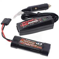 Traxxas 116 Mini Summit VXL POWER CELL 6-C 7.2v 1200mAh BATTERY & iD CHARGER by Traxxas