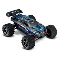 Traxxas E-Revo VXL 116-Scale 4WD Racing Monster Truck with TQi 2.4 GHz Radio & TSM, Blue