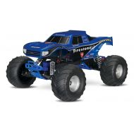 Traxxas Bigfoot: 110 Scale Ready-to-Race Monster Truck with Tq 2.4Ghz Radio System, Blue