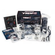 Traxxas 110 Scale TRX-4 Trail and Scale Crawler Chassis Kit with 2.4GHz TQi Radio