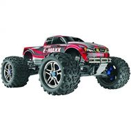 Traxxas 39087 E-Maxx Brushless Electric Monster Truck Ready-To-Race Trucks (110 Scale), Colors May