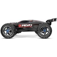 Traxxas E-Revo Brushless: 110 Scale 4WD Electric Racing Monster Truck with TSMTQi 2.4GHz Radio Sys