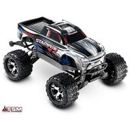 Traxxas 67086-4 110 Stampede 4X4 VXL 4WD Electric Monster Truck, Colors Vary