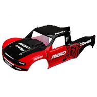 Traxxas 8514 Painted Rigid Edition Desert Racer Body, Red