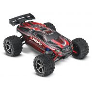 Traxxas E-Revo: 116-Scale 4WD Racing Monster Truck with TQ 2.4GHz Radio, Red