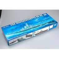 Trumpeter 1350 Scale USS Massachusetts BB59 Battleship