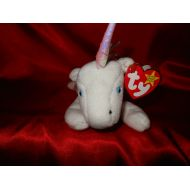 Ty TY BEANIE BABY MYSTIC UNICORN 1994 ERRORS 94 HAND TAG 93 TUSH TAG MINT