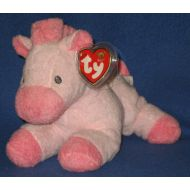 Ty MY BABY HORSEY PINK THE HORSE - BABY TY - MINT with MINT TAGS