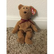 Ty One of a Kind TY Original Beanie Baby Old Face CURLYRetired