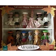 Visit the Madame Alexander Store Madame Alexander Fall 2003 LE Happy Meal Collection of 12 Dolls