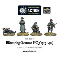 Bolt Action -blitzkreig German Hq (1939-42) - Warlord Games