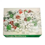 Warren Paper Products Co High Rollers Gambling Dice 550 Piece Jigsaw Puzzle No. 9449