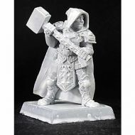 Broderick Alt Pose Crusaders Captain Miniature 25mm Heroic Scale Warlord Reaper Miniatures