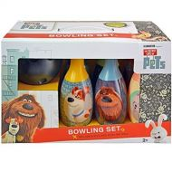 What Kids Want Secret Life of Pets Bowling Set in Display Box