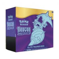 Pokemon Dragon Majesty Elite Trainer Box Set: 10 booster packs + more!