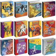 /Pokemon TCG: Bundle of 4 Mini Album Binders for Pokemon Cards | Each Binder Includes Clear Plastic Sleeves for 60 Cards