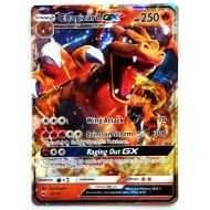 Pokemon, S&M, Burning Shadows, Charizard GX 20/147, Ultra Rare, New, Mint