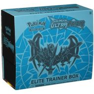 Pokemon Tcg: Sun & Moon Ultra Prism Elite Trainer Box Collectible Cards