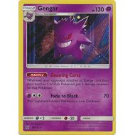 Pokemon Company International Gengar - 38/111 - Holo Rare - Sun & Moon: Crimson Invasion