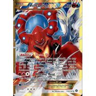 Pokemon - Volcanion-EX (115/114) - XY Steam Siege - Holo