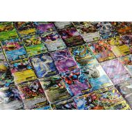 Pokemon TCG - 5 Card EX / GX / Mega EX Lot.