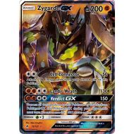 Pokemon Singles Zygarde GX - 73/131 - Ultra Rare - Forbidden Light