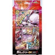Pokemon card game XY BREAK Special jumbo card pack Mewtwo EX Japanese Version