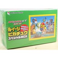 Pokemon Center Original Card Game XY BREAK Special Box Mario Luigi Japanese language [Japan Import] - 2016