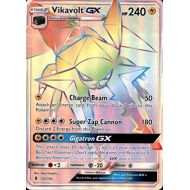 Pokemon Vikavolt-GX - 152145 - Secret Rare - Sun & Moon: Guardians Rising
