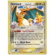Pokemon - Charizard δ (4) - EX Crystal Guardians - Holofoil