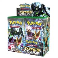 Pokemon Cards - XY Fates Collide - Booster Box (36 Packs)