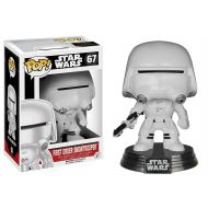 Pop! Star Wars: Ep7-first Order Snowtrooper (Funko)