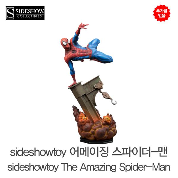 추가금 없음  사이드쇼토이 어메이징 스파이더-맨 sideshowtoy The Amazing Spider-Man